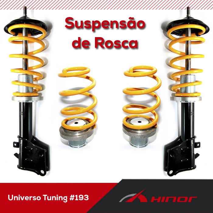 Universo Tunning #193 - Suspensão de Rosca