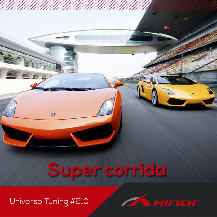Universo Tuning #210 - A maior e mais cara corrida de arrancada do mundo