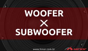 WOOFER-SUBWOOFER-HINOR