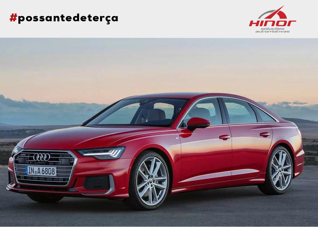 Novo Audi A6 – Tudo sobre ele!