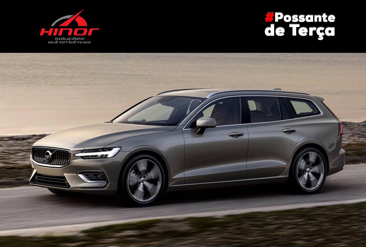 Perua Volvo V60 – Tudo sobre ela!