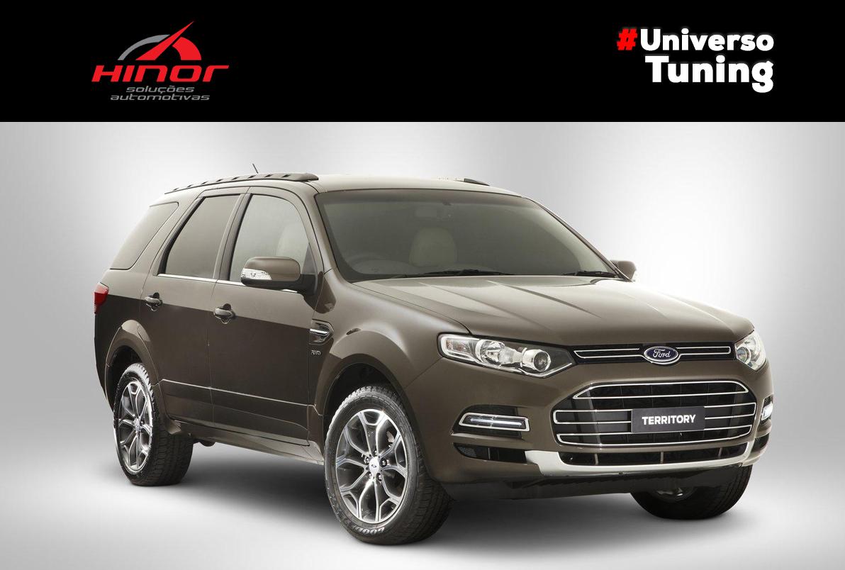 Ford Territory – Conheça o modelo!