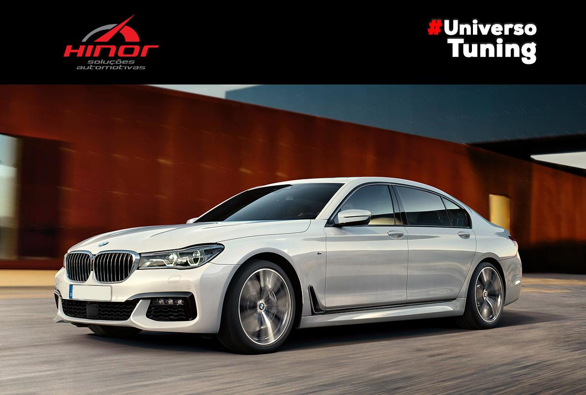 BMW Série 7 – Tudo sobre ele!